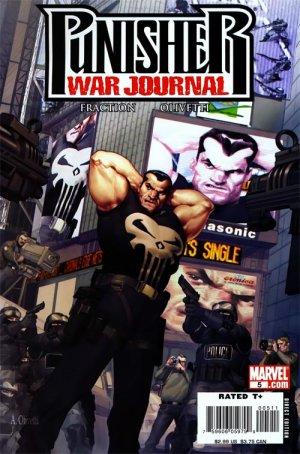 Punisher War Journal # 5 Issues (2007 - 2009)