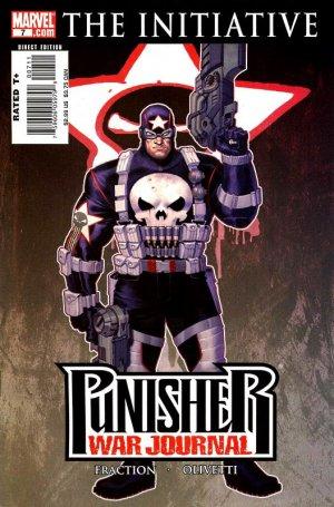 Punisher War Journal # 7 Issues (2007 - 2009)
