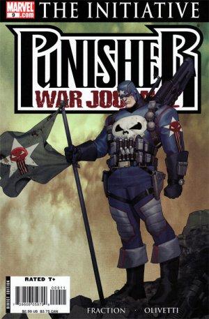 Punisher War Journal # 9 Issues (2007 - 2009)