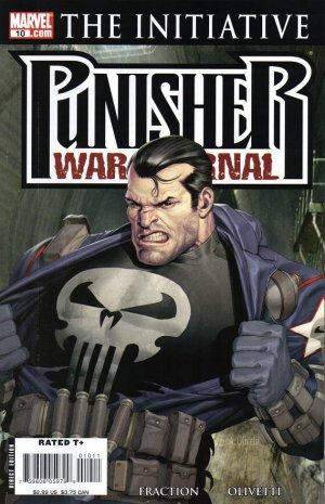 Punisher War Journal # 10 Issues (2007 - 2009)
