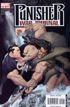 Punisher War Journal # 15 Issues (2007 - 2009)