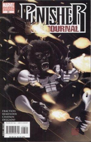 Punisher War Journal # 23