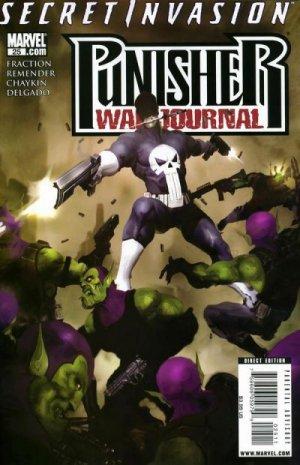 Punisher War Journal 25 - Secret Invasion - Part 2 of 2
