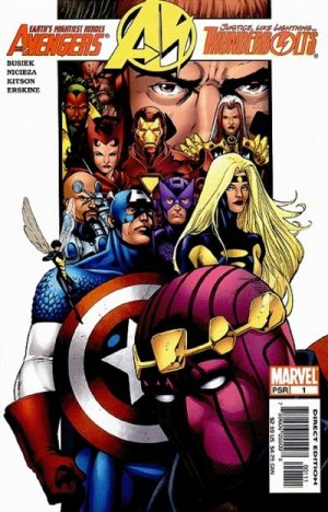 Avengers / Thunderbolts édition Issues (2004)