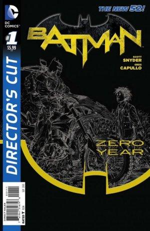 Batman zero year - Director's cut édition Issues