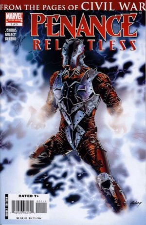 Penance - Relentless # 1 Issues (2007 - 2008)