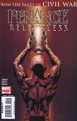 Penance - Relentless # 2 Issues (2007 - 2008)