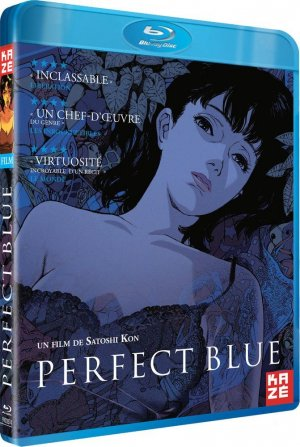 Perfect Blue édition Blu-ray
