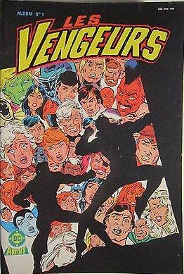 Avengers édition Kiosque V3 - Reliure Éditeur (1986 - 1987)