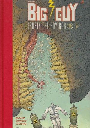 Big Guy édition TPB hardcover (cartonnée)