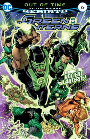 Green Lanterns # 29 Issues V1 (2016 - Ongoing)