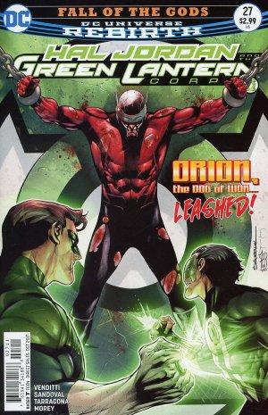Green Lantern Rebirth # 27 Issues (2016-2018)