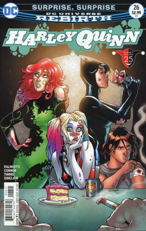 Harley Quinn # 26 Issues V3 (2016 - Ongoing) - Rebirth