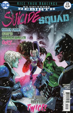Suicide Squad # 23 Issues V5 (2016 - 2019) - Rebirth