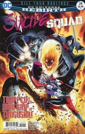 Suicide Squad # 24 Issues V5 (2016 - 2019) - Rebirth