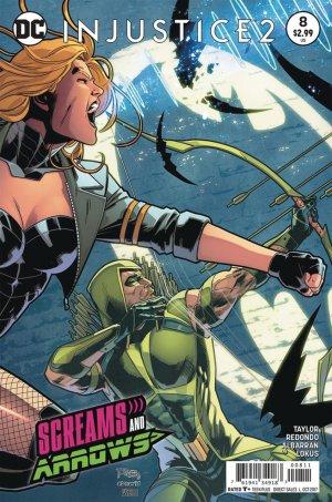 Injustice 2 # 8 Issues V1 (2017 - en cours)