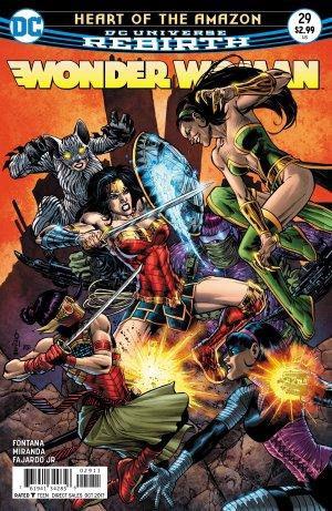 Wonder Woman # 29