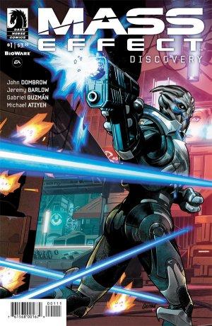 Mass Effect - Nouveau Monde édition Issues (2017)