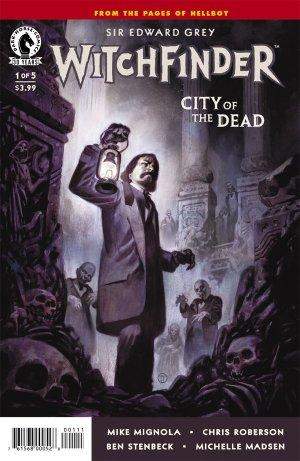 Witchfinder - City of the Dead édition Issues (2016)