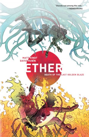Ether édition TPB softcover (souple)