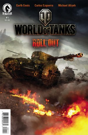 World of Tanks - Roll Out édition Issues (2016 - 2017)