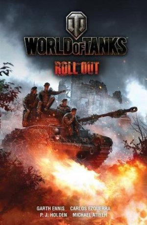 World of Tanks - Roll Out édition TPB softcover (souple)