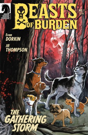 Beasts of Burden édition Issues (2009)