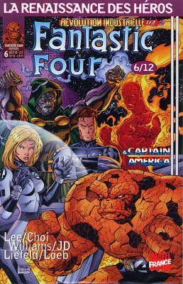Fantastic Four édition Kiosque (1998 - 1999)