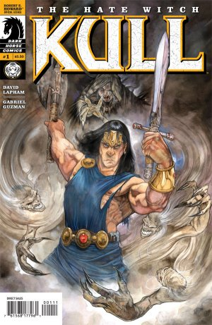 Kull - The Hate Witch édition Issues (2010 - 2011)