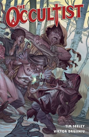 The Occultist édition TPB softcover (souple)