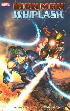 Iron Man Vs. Whiplash édition TPB softcover (souple)