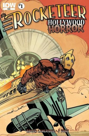 The Rocketeer - Hollywood Horror édition Issues (2013)