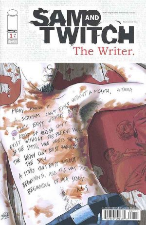 Sam and Twitch - The Writer édition Issues (2010)