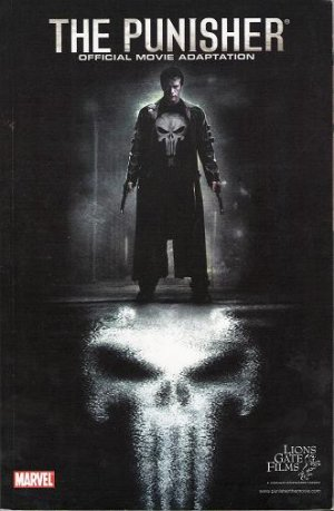The Punisher - Official Movie Adaptation édition TPB softcover (souple)