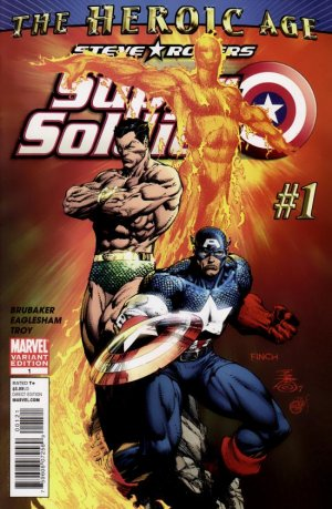 Steve Rogers - Super-Soldier # 1 Issues V1 (2010)