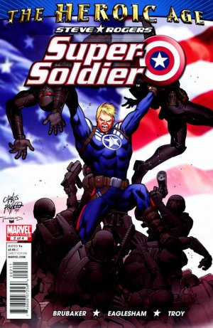 Steve Rogers - Super-Soldier # 2 Issues V1 (2010)