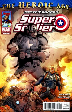 Steve Rogers - Super-Soldier # 4 Issues V1 (2010)