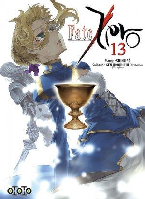 couverture, jaquette Fate/Zero 13  (Ototo Manga)