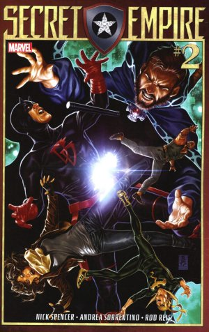 Secret Empire # 2 Issues (2016 - 2017)