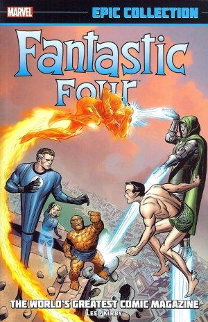 Fantastic Four Epic Collection édition TPB Softcover