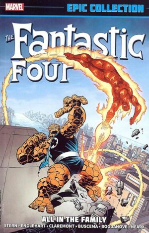 Fantastic Four # 17 TPB Softcover