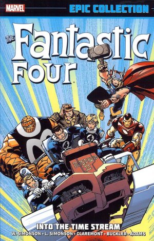 Fantastic Four # 20 TPB Softcover