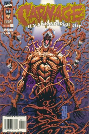 Carnage - It's a Wonderful Life # 1 Issue (1996)