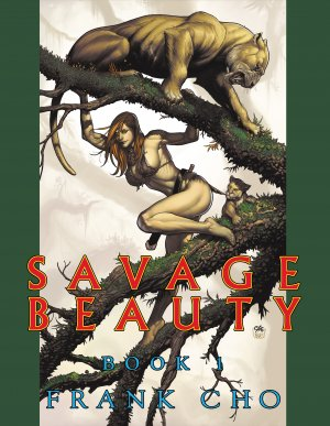 Frank Cho - Savage beauty édition TPB softcover (souple)