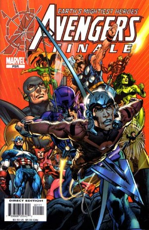 Avengers Finale édition Issue (2005)