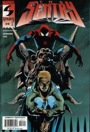 Sentry # 3 Issues V1 (2000 - 2001)