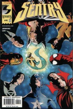 Sentry # 4 Issues V1 (2000 - 2001)