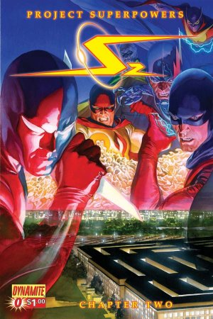 Project Superpowers - Chapter Two édition Issues (2009 - 2010)