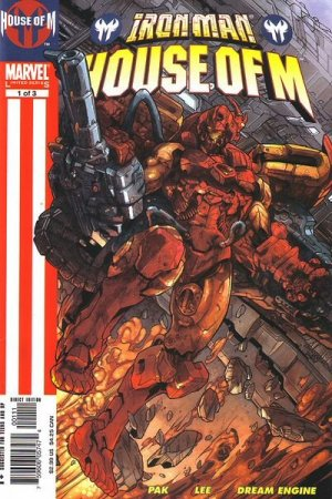 Iron Man - House of M édition Issues (2005)