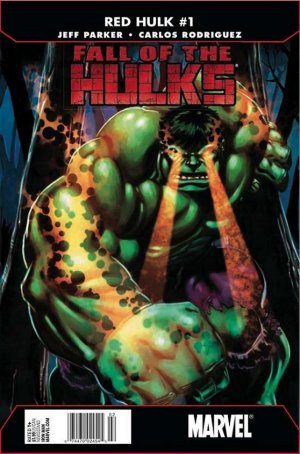 Fall of the Hulks - Red Hulk édition Issues (2010)